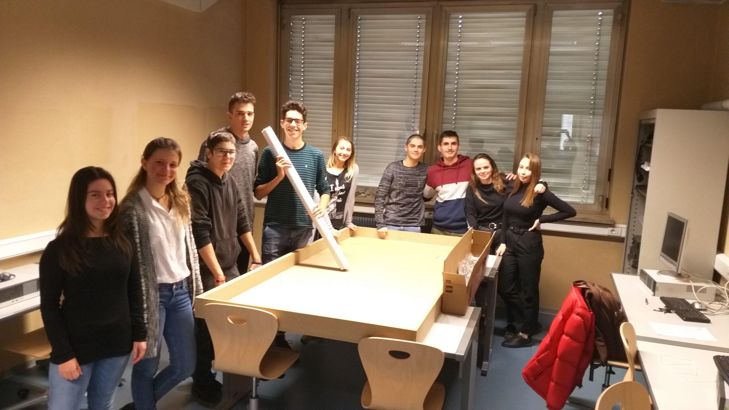 gruppo robotica